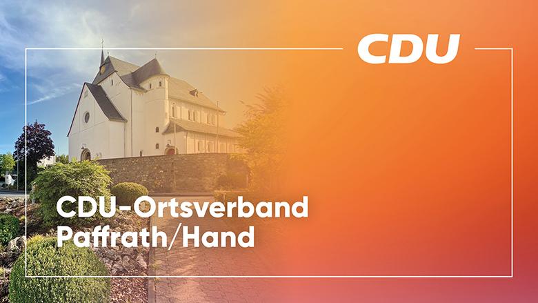 CDU Paffrath/Hand