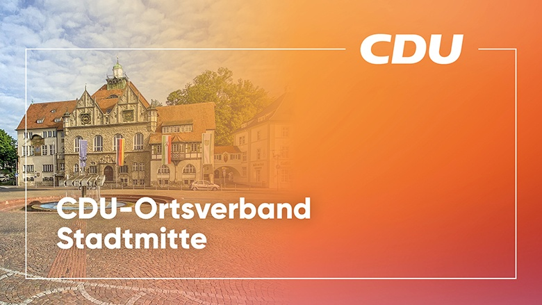 CDU Stadtmitte