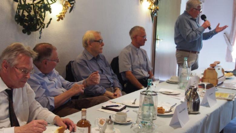 Pfarrer Franz Meurer zu Gast bei der Senioren-Union