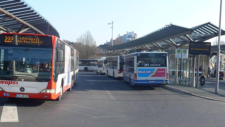 Busbahnhof Bergisch Gladbach