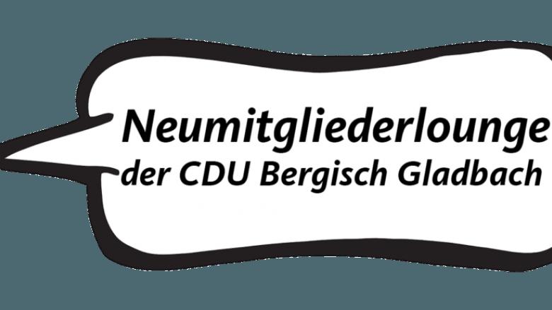 Neumitgliederlounge der CDU Bergisch Gladbach