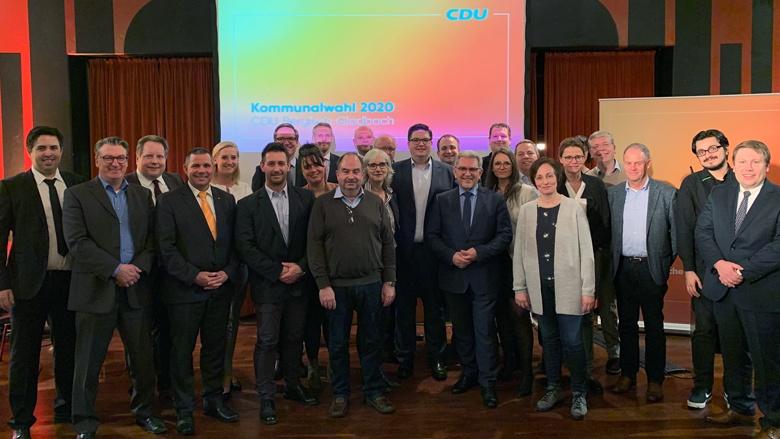 CDU wählt Team für GL