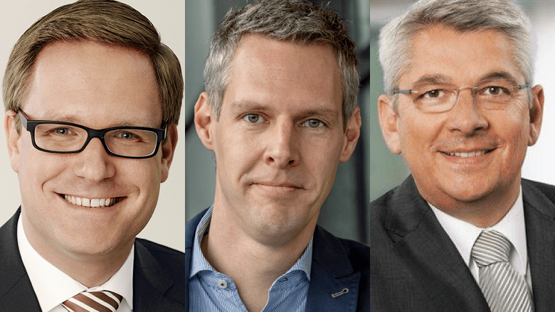 Dr. Michael Metten, Thomas Hartmann, Lutz Urbach