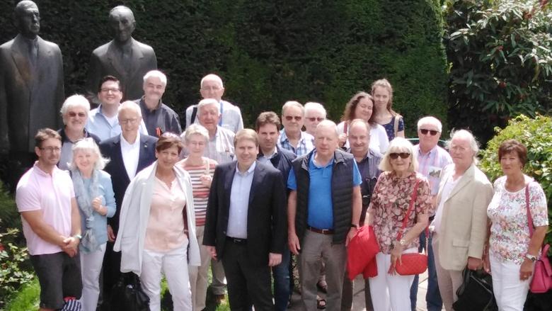 Sommerprogramm 2019 bei Konrad Adenauer