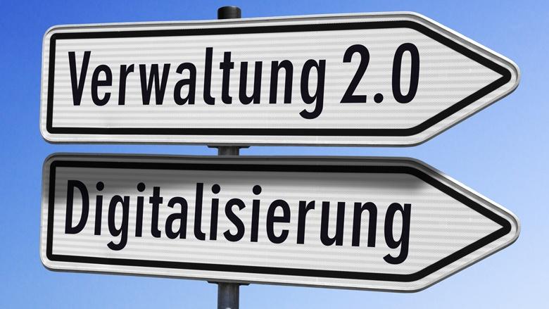 Verwaltung 2.0 - Digitalisierung