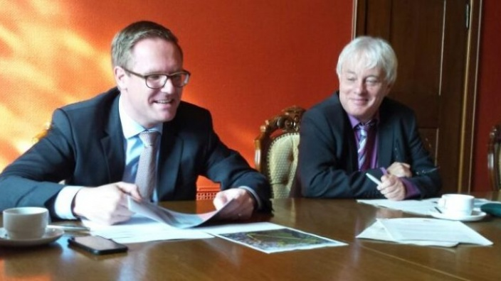 Zanders-Gelände: Informationen eingeholt! Jetzt Chancen der Regionale 2025 ergreifen