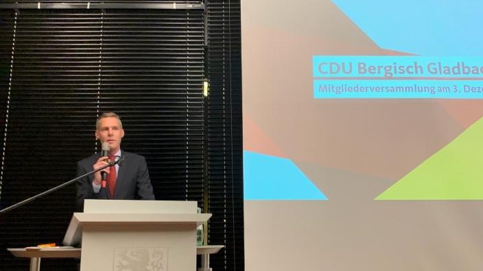 CDU-Mitgliederversammlung: Nein zu Grundsteuererhöhungen