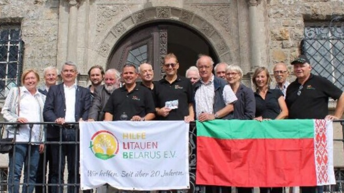 """Metten: Verein """"Hilfe Litauen Belarus e.V."""" leistet Vorbildliches"""