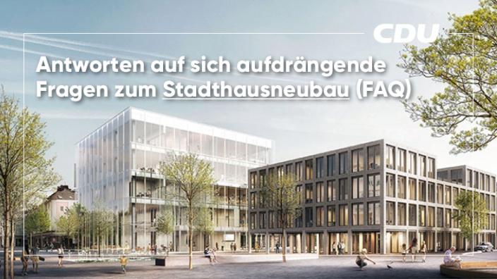 Stadthaus FAQ