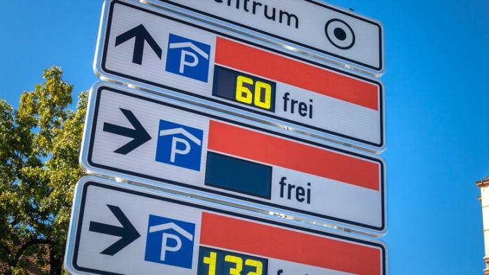 CDU will dynamisches Parkleitsystem für Bensberg