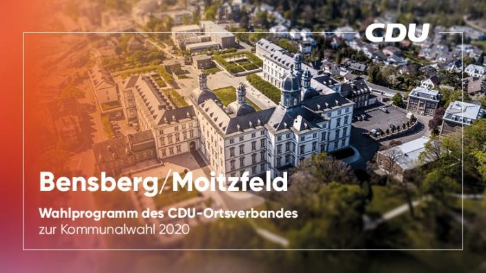 CDU Bensberg/Moitzfeld