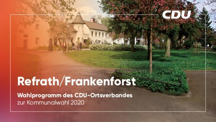 CDU Refrath/Frankenforst