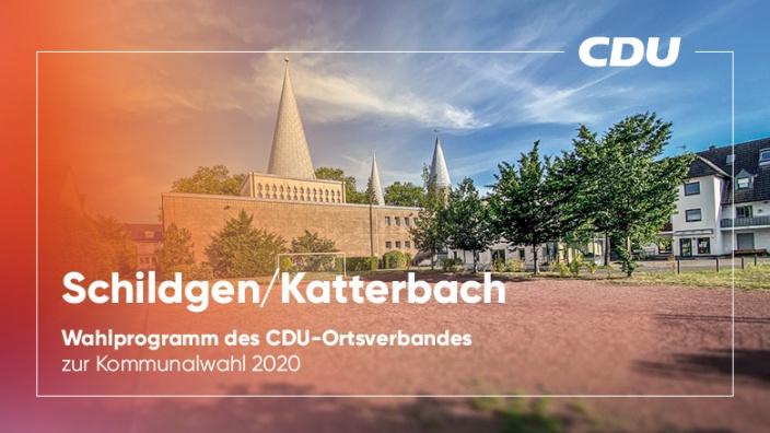 CDU Schildgen/Katterbach