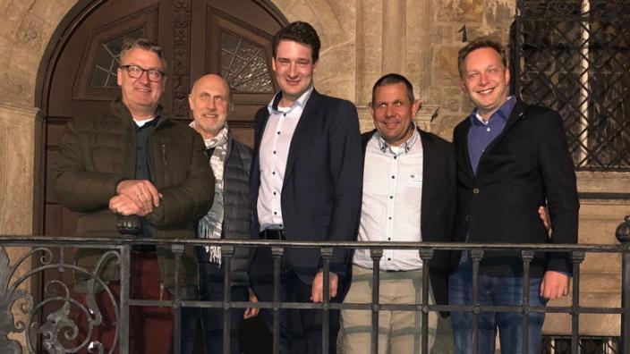 CDU Stadtmitte mit neuem Vorstand