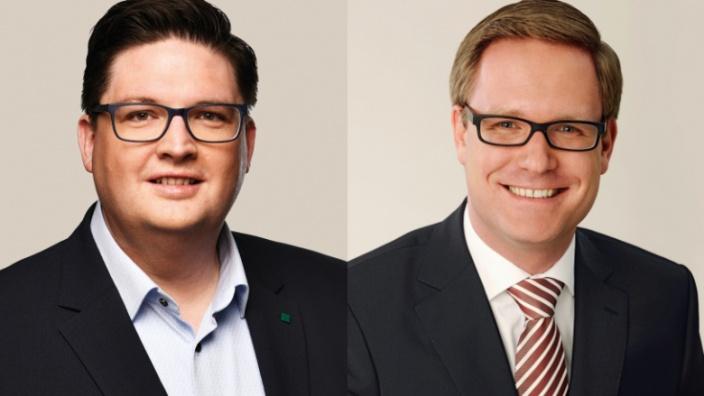 Christian Buchen und Dr. Michael Metten