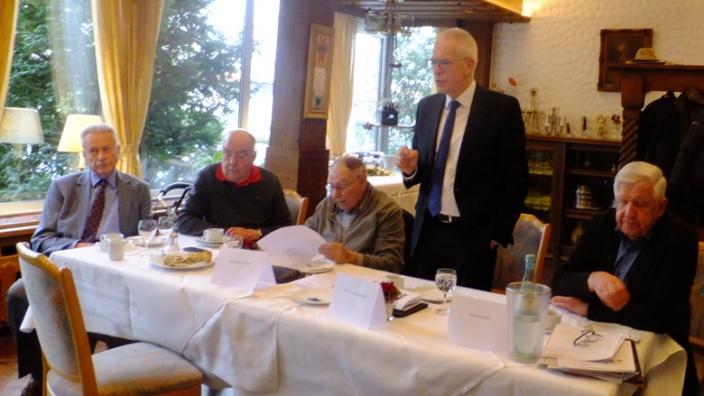 Dr. Hermann-Josef Tebroke bei der Senioren-Union 2020